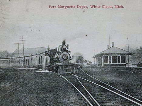PM White Cloud MI Depot